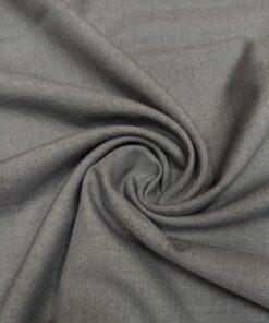 Итальянская серая костюмная шерсть