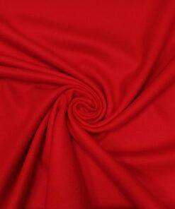 Красная пальтовая ткань Max Mara