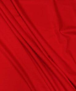 Купить красный трикотаж для платья в Москве