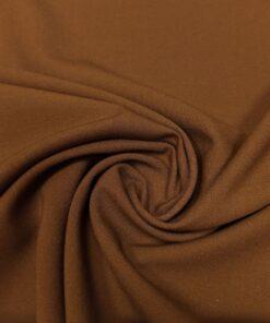 Итальянская поливискоза коричневого цвета