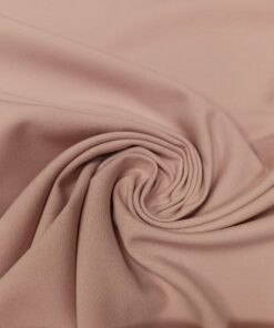 Итальянская поливискоза нежно-розового цвета
