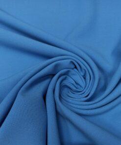 Итальянская поливискоза голубого цвета