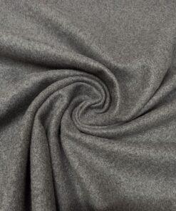Серое пальтовое сукно