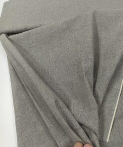 Серый хлопок с льном Thom Browne