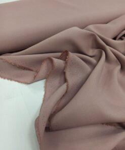 Итальянский шелк пыльно-розового цвета
