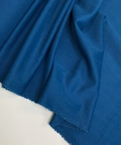 Купить бирюзовую пальтовую ткань в Москве