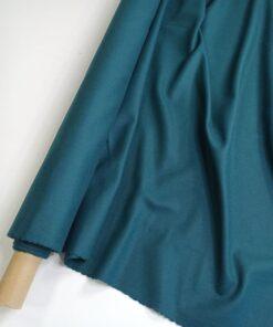 Пальтовая ткань Max Mara тёмная «морская волна»