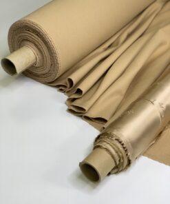 Светло-бежевая Max Mara ткань для пальто купить в Москве с доставкой по всей России