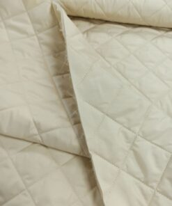 Курточная двухсторонняя молочная ткань
